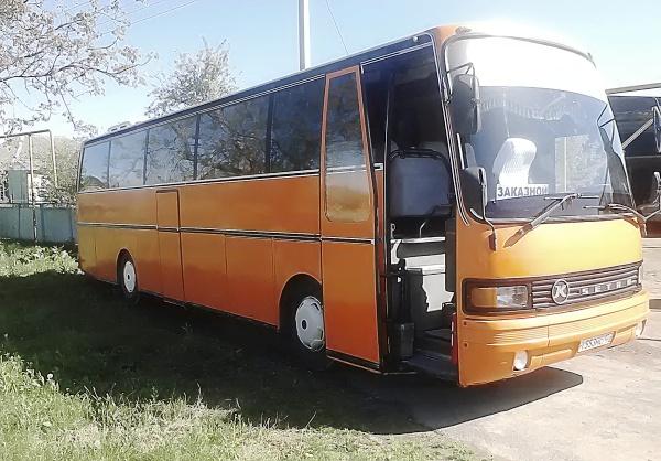 аренда автобуса горячий ключ